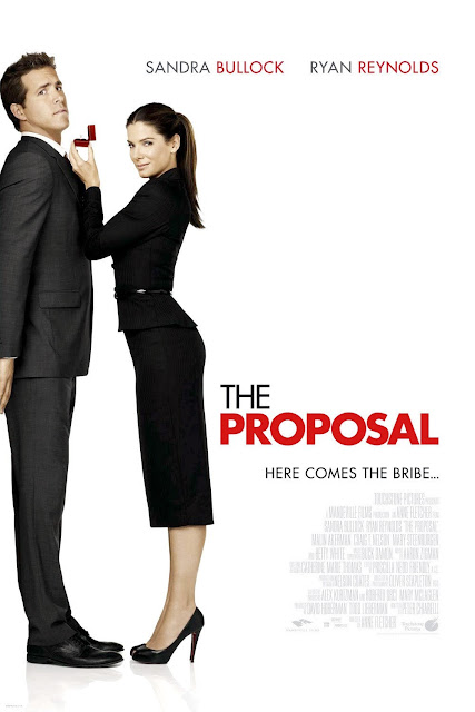 Download Film The Proposal (2009) BluRay 720p Subtitle Indonesia