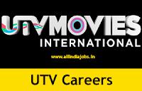 UTV Jobs