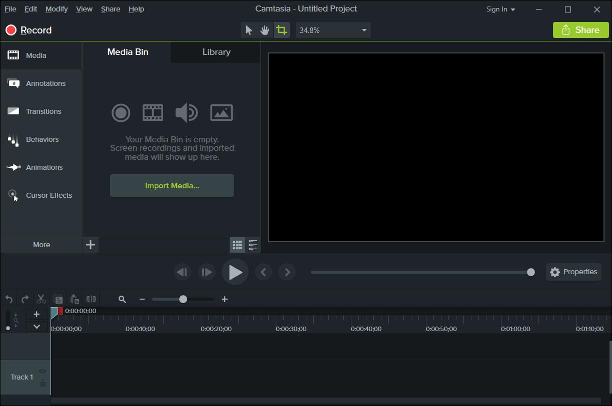 Camtasia Studio 9 full Crack, Grabación 4K y Soporte para 64 bits