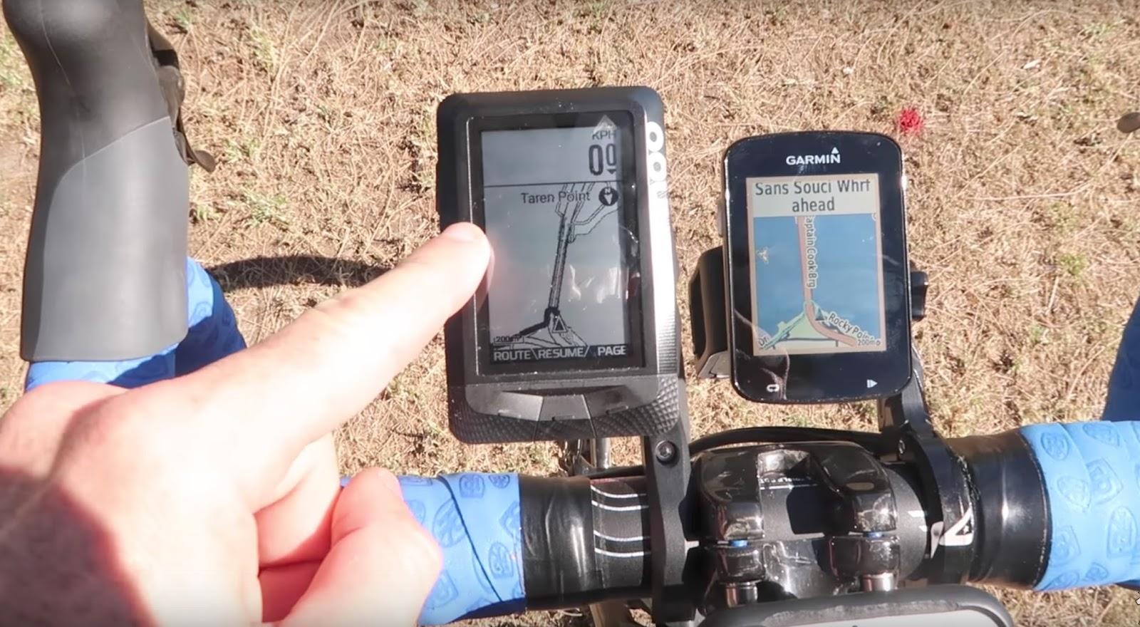 Tales from the llama   : Wahoo ELEMNT / ELEMNT BOLT GPS Navigation