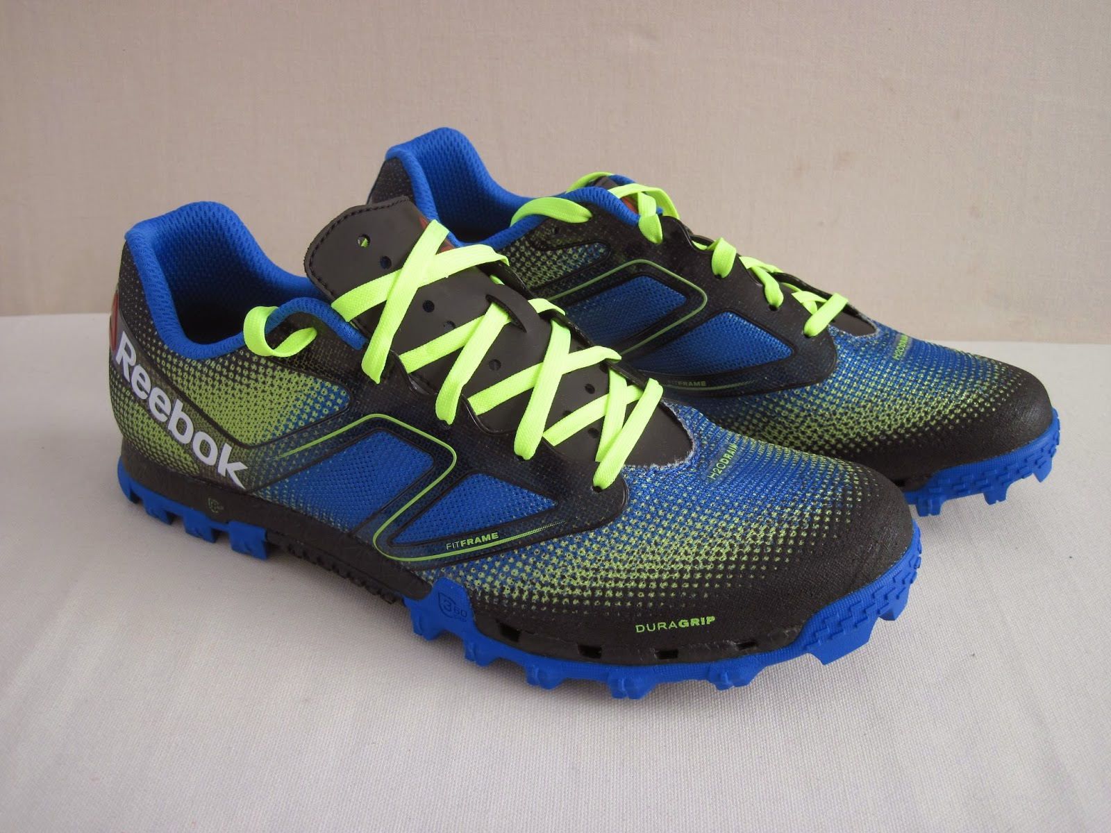 The MUDMAN Report  GEAR REVIEW  Reebok All-Terrain Super (OCR) shoes 626f73e7b02