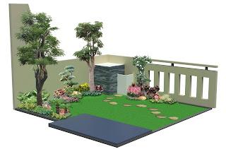 Desain Taman Surabaya 9 - www.jasataman.co.id