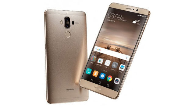 Come proteggere foto e video su Huawei Mate 9 con password