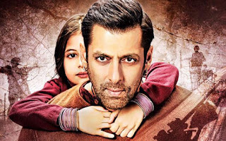 salman khan with the small girl