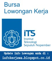 Lowongan Kerja Non PNS ITS Surabaya