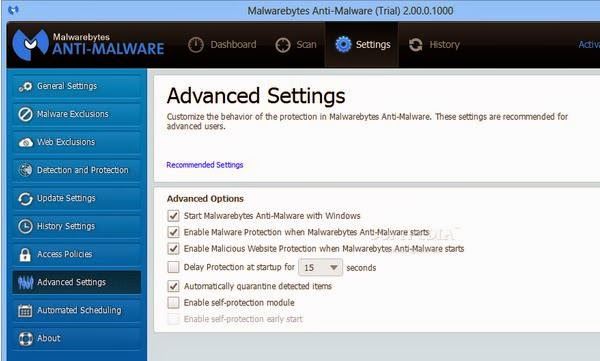 licença malwarebytes premium 3.3.1