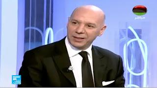 بورتريه الهادي بن عباس المستشار الأول السابق للرئيس التونسي منصف المرزوقي