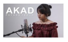 (6.19 MB) Download Lagu Akad - Payung Teduh (Cover Hanin Dhiya) Mp3