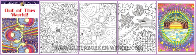 kleurboek. kleurboeken. kleurboek voor volwassenen