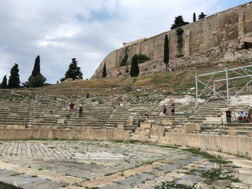Theatre of Dionysus Athens Greece