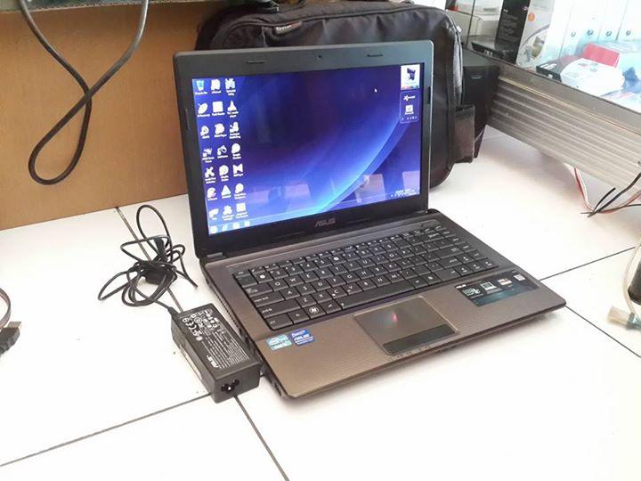 Laptop ASUS Core i3 (second)
