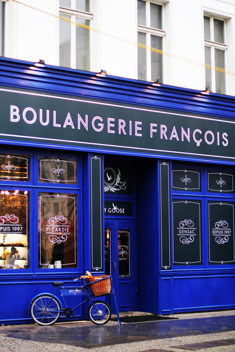 boulangerie francois