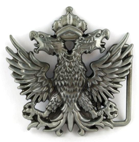 b68e73a4ee13 LA BOUTIQUE DES AMIS DE LA RUSSIE  BOUCLE DE CEINTURE AIGLE IMPERIAL ...