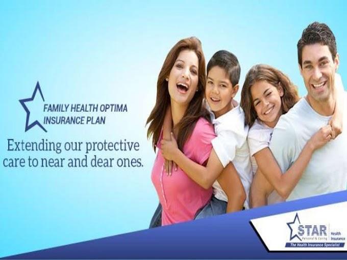 Star Health Family Health Optima Health Insurance Plan