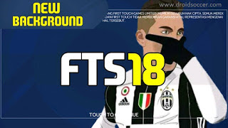 Download FTS 18 Mod Apk Full Data New Jersey & Transfer