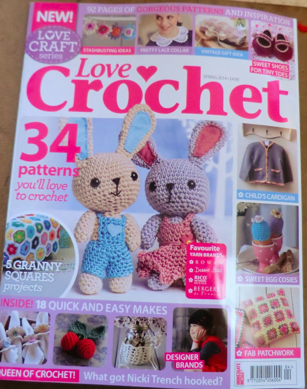 Amigurumi Barmy Love Crochet