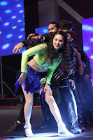 Sunny Leone Dancing on stage At Rogue Movie Audio Music Launch ~  321.JPG