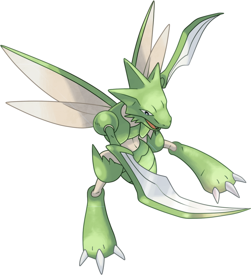 scyther 2 pokemon -#main