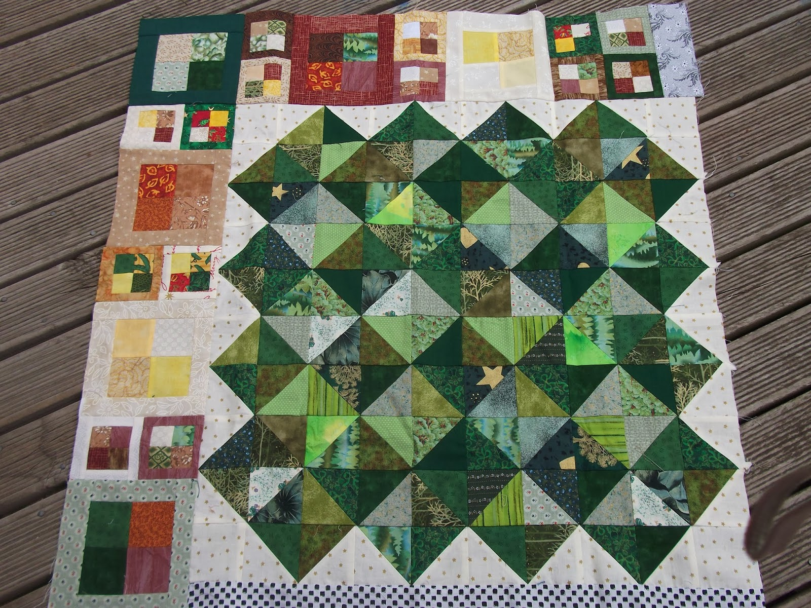 quilt for charity