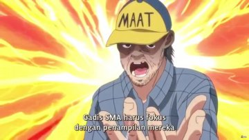 Chio-chan no Tsuugakuro Episode 9 Subtitle Indonesia