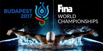 NATACIÓN - Mundial masculino 2017 (Budapest, Hungría)