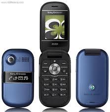 Spesifikasi Sony Ericsson Z320i
