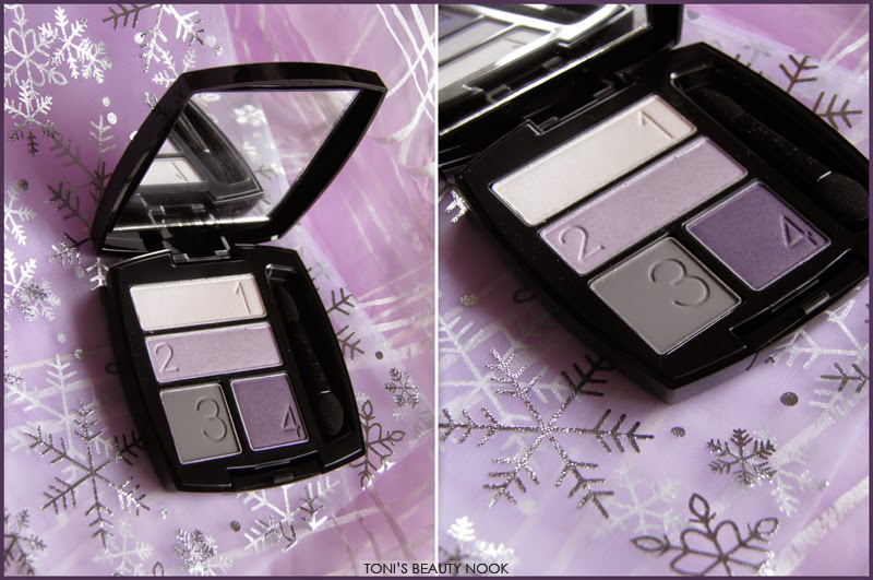 avon satin for hazels purple eyeshadow palette