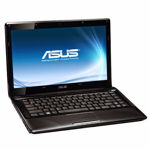 Asus A42DE Drivers Download for Windows 7 and Windows 8 32 bit