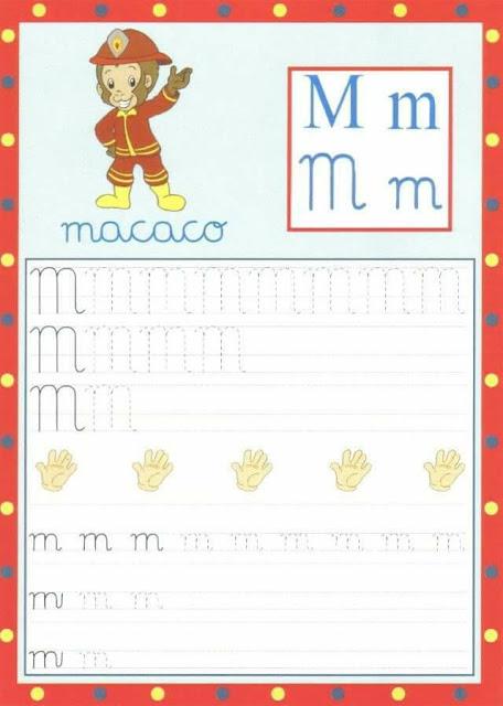 Caligrafia pontilhada letra cursiva