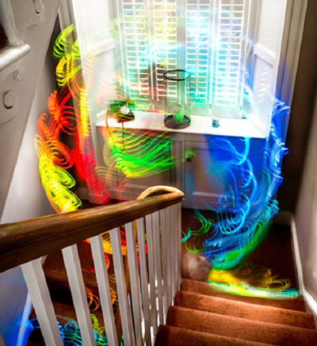 Pernahkan Anda Melihat Signal Wi-Fi ? Beginilah Bentuk Sinyal WiFi Selama Ini Tidak Terlihat