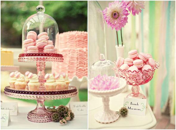 Kara S Party Ideas Vintage Patisserie Paris Bridal Shower