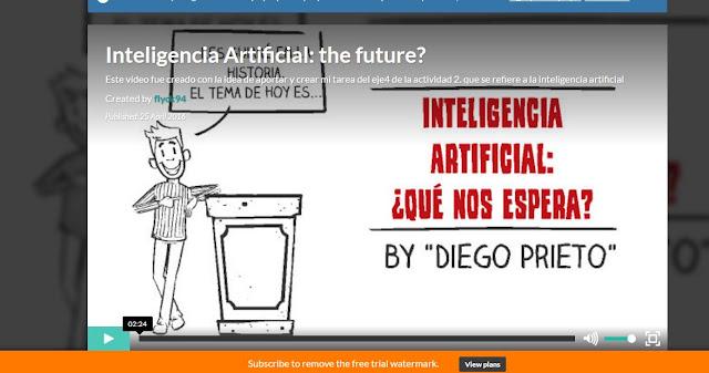 Cómic: Inteligencia Artificial