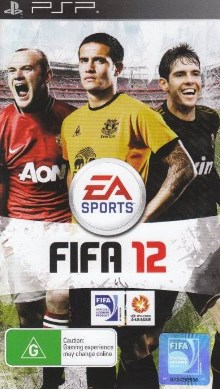 Game Fifa 12 PPSSPP Iso Android