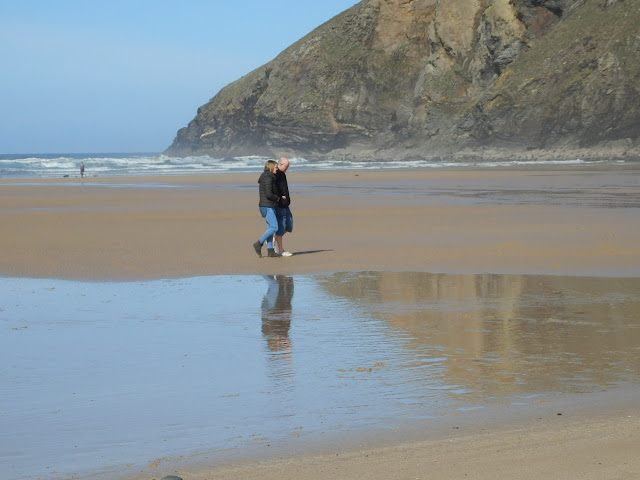 Margan Porth Beach, Cornwall
