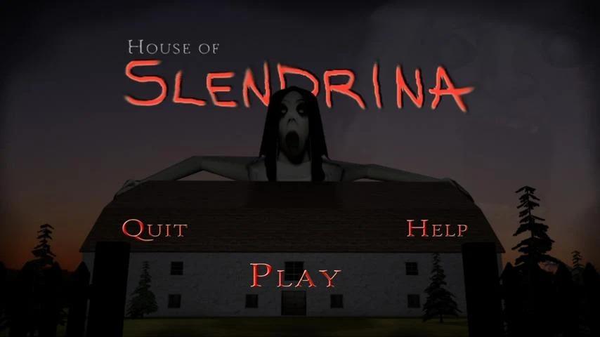 تحميل لعبة House of Slendrina
