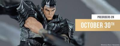 "Figuras: Imágenes de Guts & Zod 1/6 de ""Berserk"" - Oniri Créations"