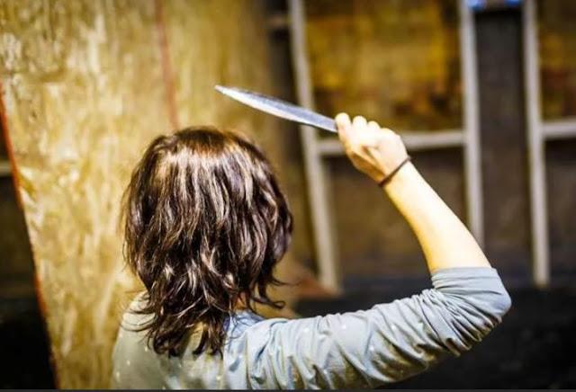 В Белорецком районе женщина воткнула в спину внука нож
