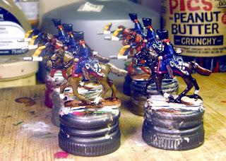 Der Kriegspielers DK 139: Prussian Landwehr Lancers