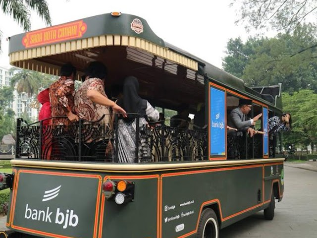 Pemprov Jabar dan Bank bjb Hadirkan Bus Wisata di 13 Kota di Jawa Barat
