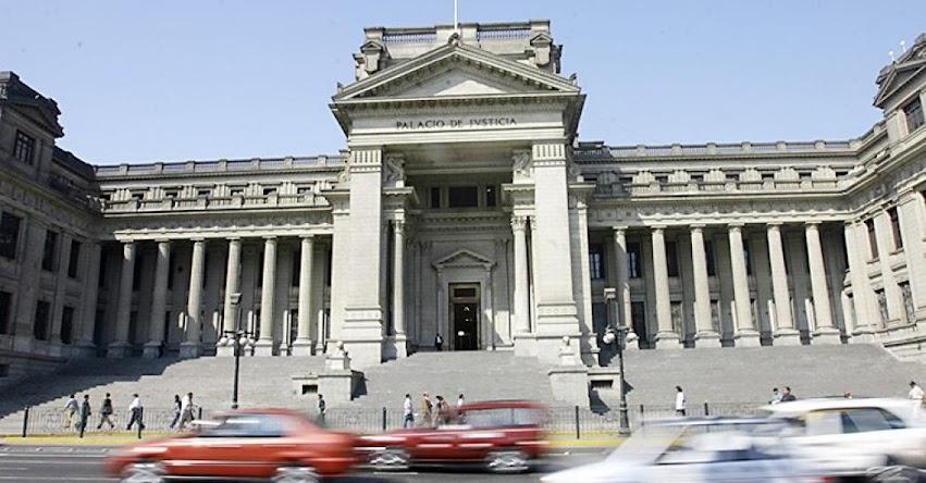 Poder Judicial aprueba proyecto de edictos electrónicos
