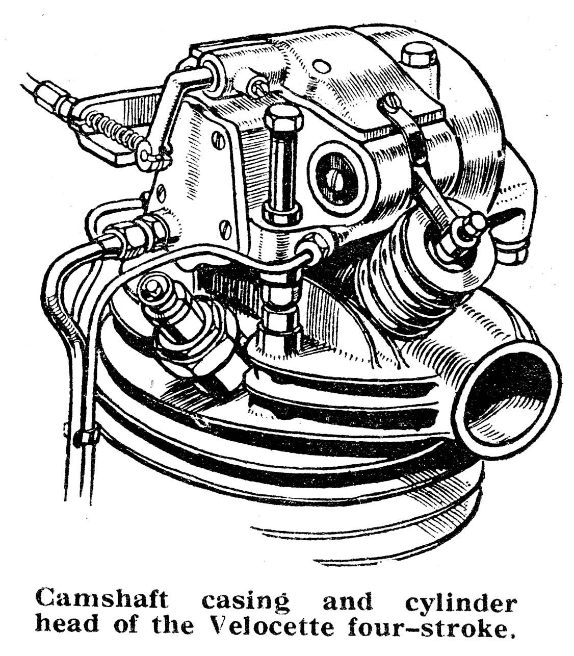 Eight Cylinder Bull
