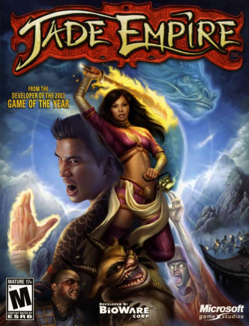 011. Jade Empire