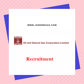 ONGC Recruitment 2019 for various posts (107 Vacancies)