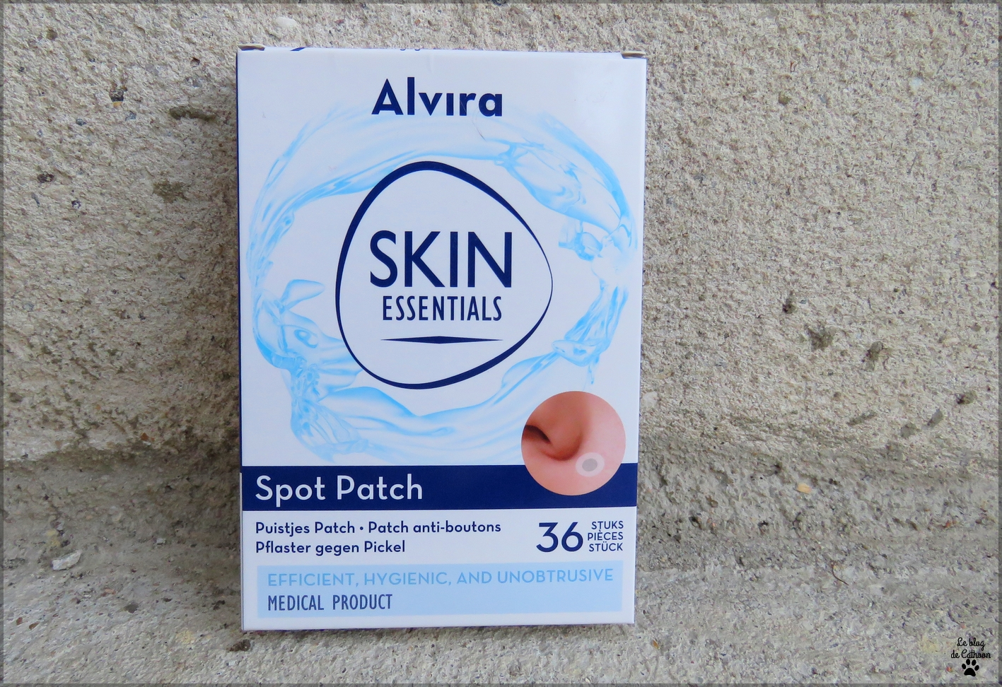 Skin Essentials - Spot Patch - Alvira - Action