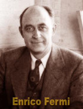 Foto Enrico Fermi