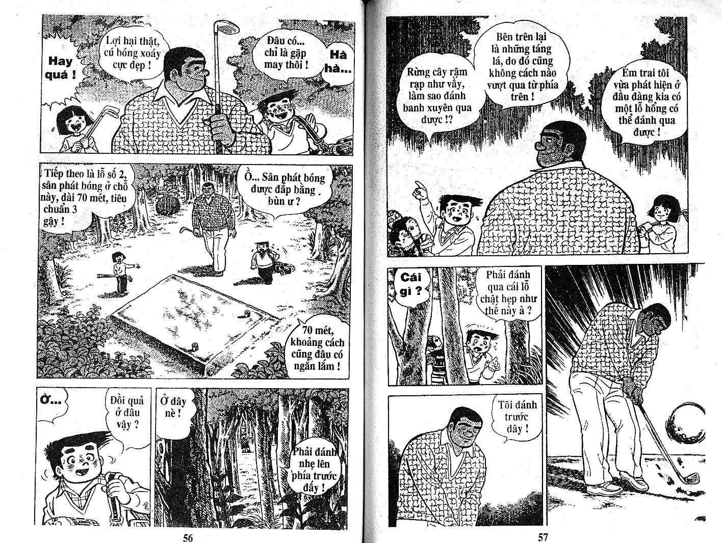 Ashita Tenki ni Naare chapter 21 trang 27