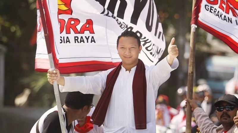 Aryo Hashim Djojohadikusumo diterpa isu foto mesum