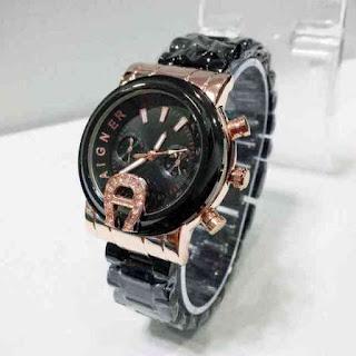 jam tangan aigner A5020 polos mini dibawah 200 ribu