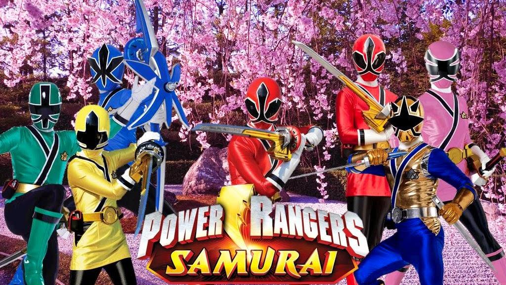 IL MONDO DI SUPERGOKU: POWER RANGERS SAMURAI
