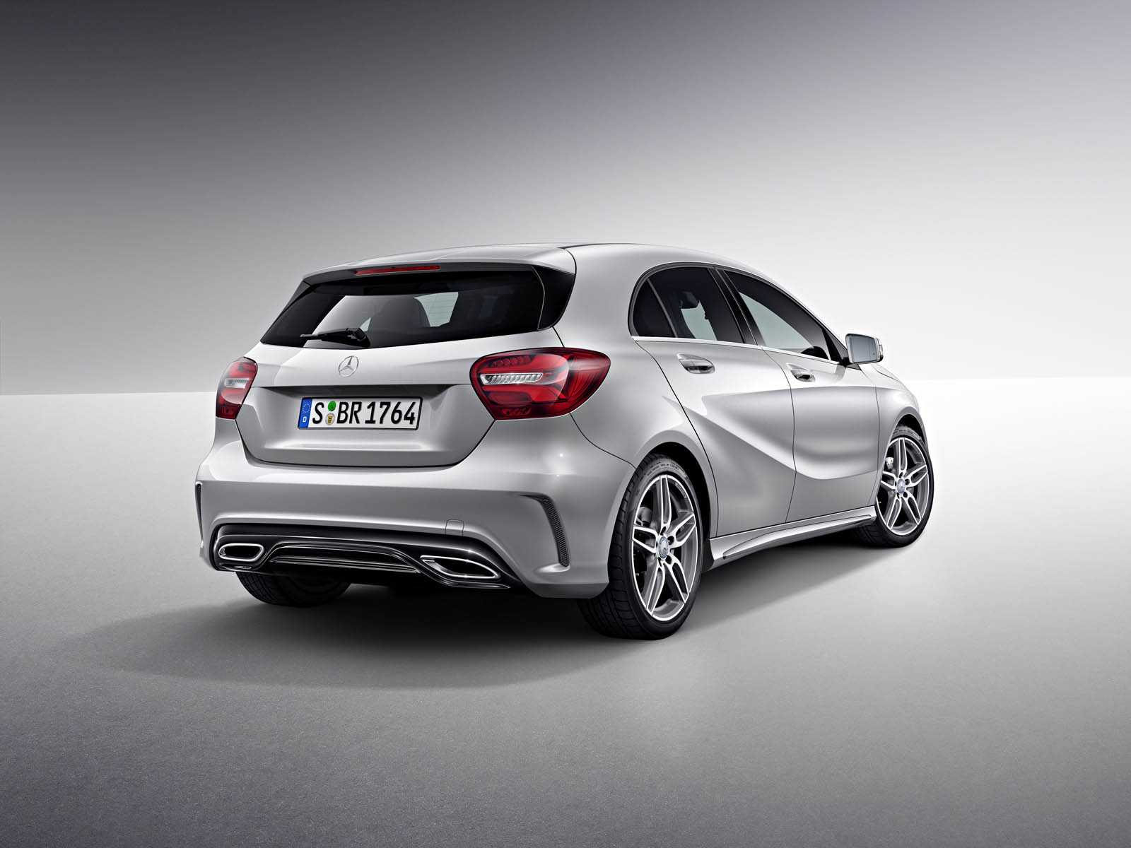 Mercedes To Preview Next A Class With A Sedan Concept In
